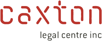 Caxton Legal Logo